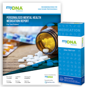 Medication - Kit and Single Report - Mental Health