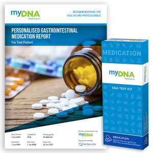 Medication - Kit and Single Report - Gastro