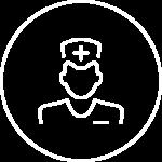 circle white_doctor