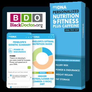 myDNA Black Doctor Personal Action Kit