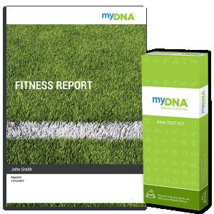 myDNA Fitness Report