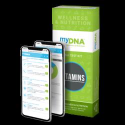 vitamins product shot